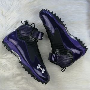 Under Armour Mens Cleats Size 16